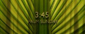 Live Events Stock Media - Palm Sunday Countdown