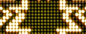 Live Events Stock Media - Exploding Simulated LED pattern