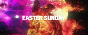 Live Events Stock Media - Holy Week Art Easter Sunday Still
