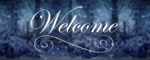 Live Events Stock Media - Winter Story Welcome