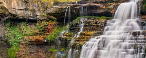 Live Events Stock Media - Brandywine Falls