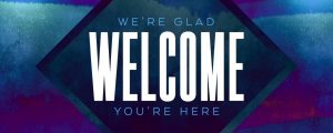 Live Events Stock Media - Weathered Stone Welcome
