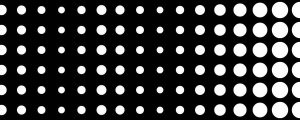 Live Events Stock Media - Black & White dot pattern background