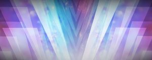Live Events Stock Media - Blue and Purple Winter Retro