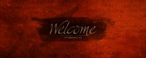 Live Events Stock Media - Ancient Welcome Red