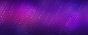Live Events Stock Media - Neon Rain Purple Still