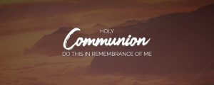 Live Events Stock Media - Brand New Day Communion