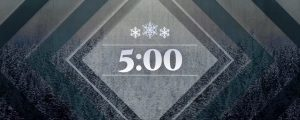 Live Events Stock Media - Winter Trails Countdown