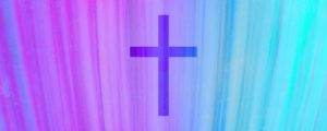 Live Events Stock Media - Chromatic Light Cool Bulge Cross