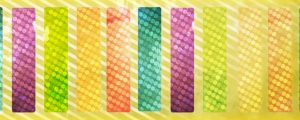 Live Events Stock Media - Yellow and Stripes