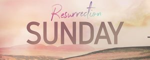 Live Events Stock Media - Resurrection Sunday Title