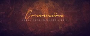 Live Events Stock Media - Fall Into Grace Communion Spanish