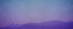 Live Events Stock Media - Purple Snow Desert Still