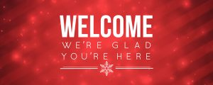 Live Events Stock Media - Season's Greetings Welcome Still