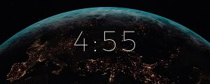 Live Events Stock Media - Earth 3 - Countdown
