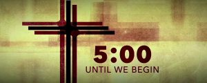Live Events Stock Media - Three Crosses Countdown