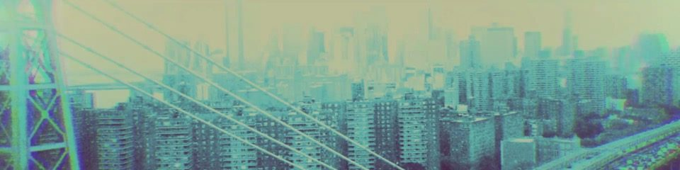 Stock Media - Cityscapes Turquoise