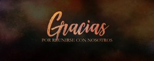 Live Events Stock Media - Grace of Easter Closing Spanish