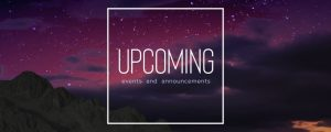 Live Events Stock Media - Night Sky Upcoming
