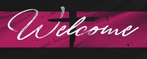 Live Events Stock Media - Painted Lent Welcome