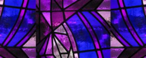 Live Events Stock Media - Stained Glass - Purple